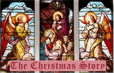 The Christmas Story Presented by: Marina Pacifica